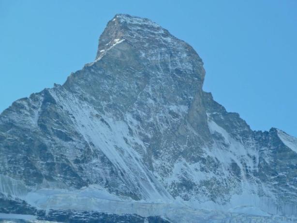 Matterhorn North Face.
