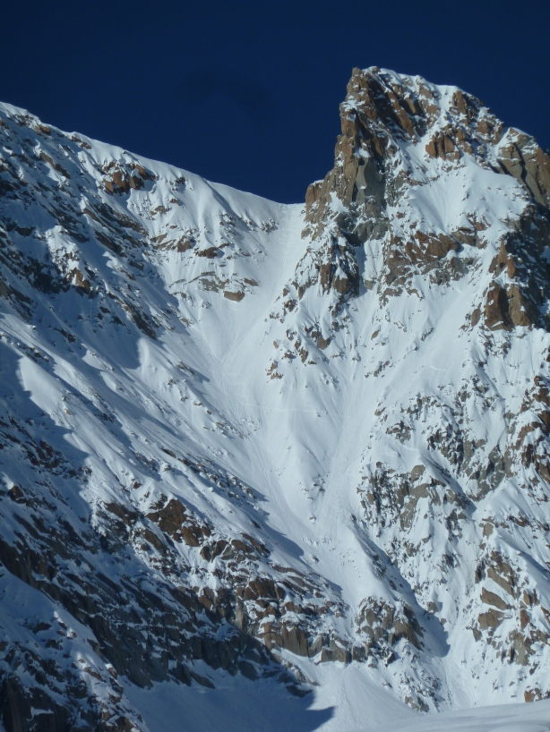 Whymper Couloir © Tom Grant